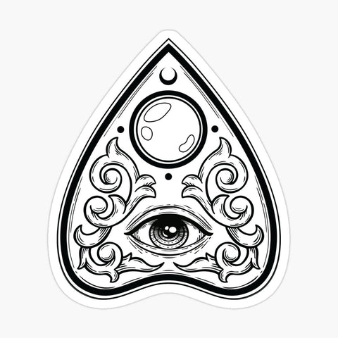 Planchette Sticker