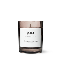 PAIA Soy Candle Blackberry & Vetiver