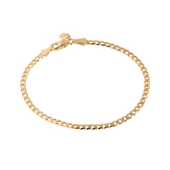 Maria Black Saffi Bracelet Medium Gold HP
