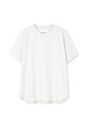 Aiayu Short Sleeve Tee White
