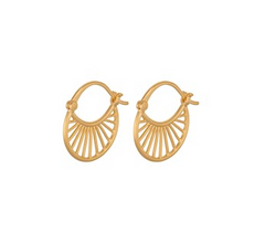 Pernille Corydon Small Daylight Earrings