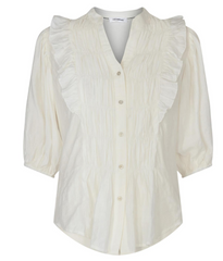 Co'couture Avery Smock Shirt