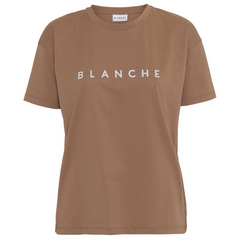 Blanche Main Contrast T-shirt/Top