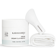 Karmameju DREAM Creamy Clay Mask 02