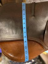 "16"" Consignment Saddle Beval"