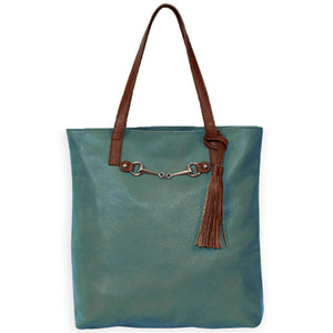 Handbag Tote with Bit