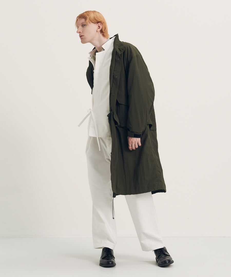 2WAY MODS COAT (Khaki)
