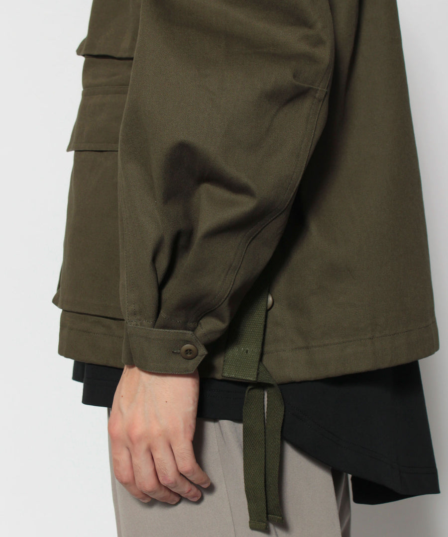 AN MILITARY JACKET (Khaki)