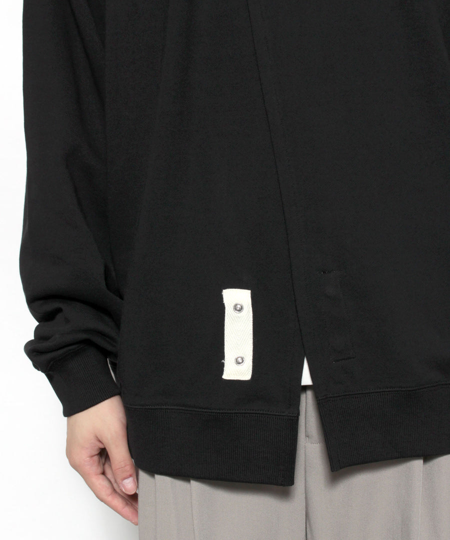 3WAY KIKA SWEATSHIRT (Black)