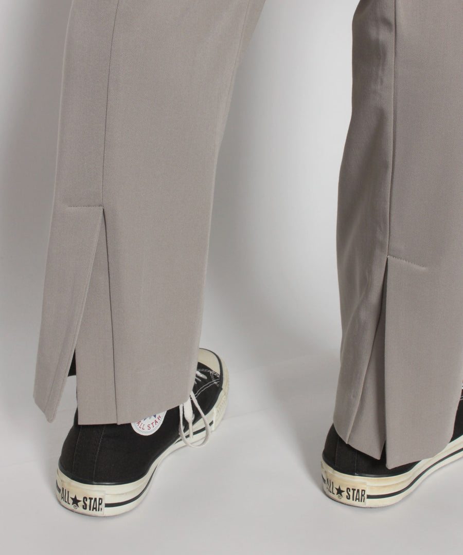 AN SLIT TROUSERS (Gray)