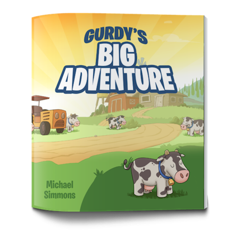 Gurdy's Big Adventure