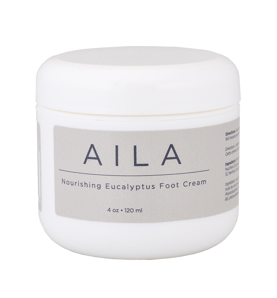 Eucalyptus Foot Cream