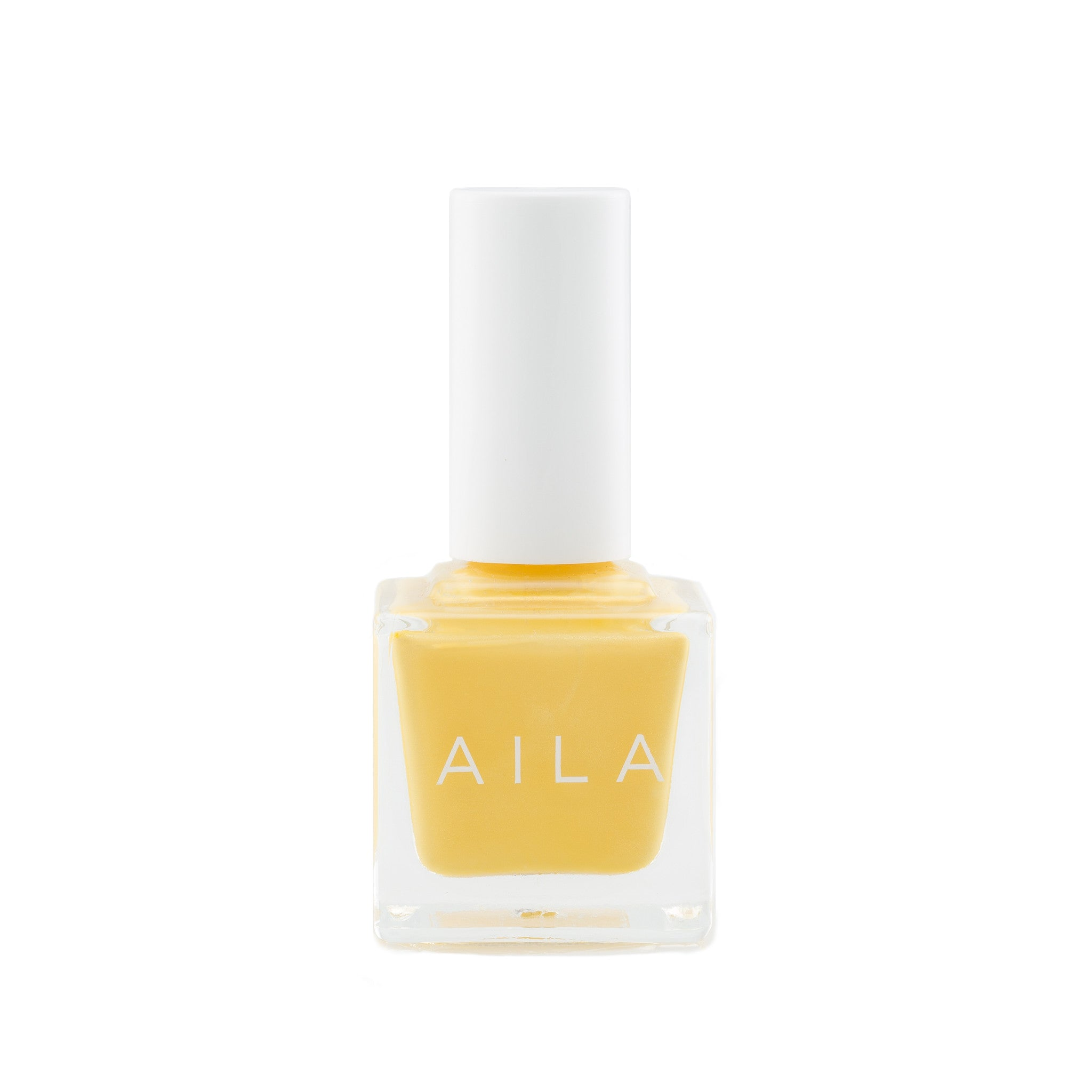 vegan yellow nail polish