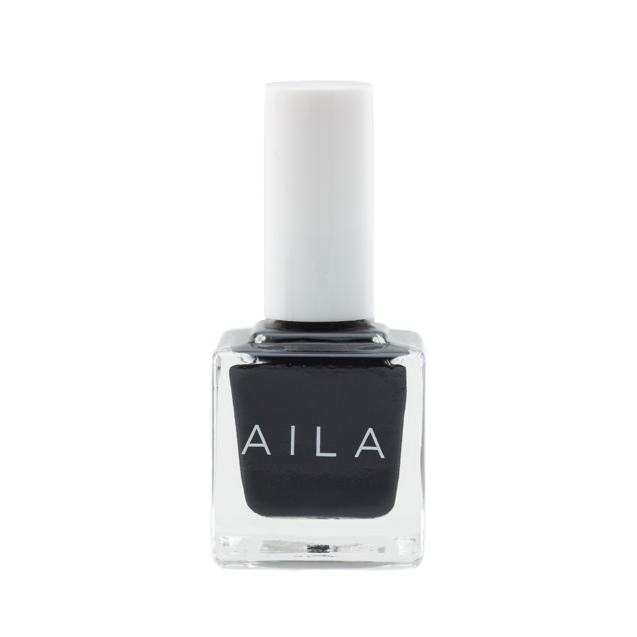 vegan black nail polish