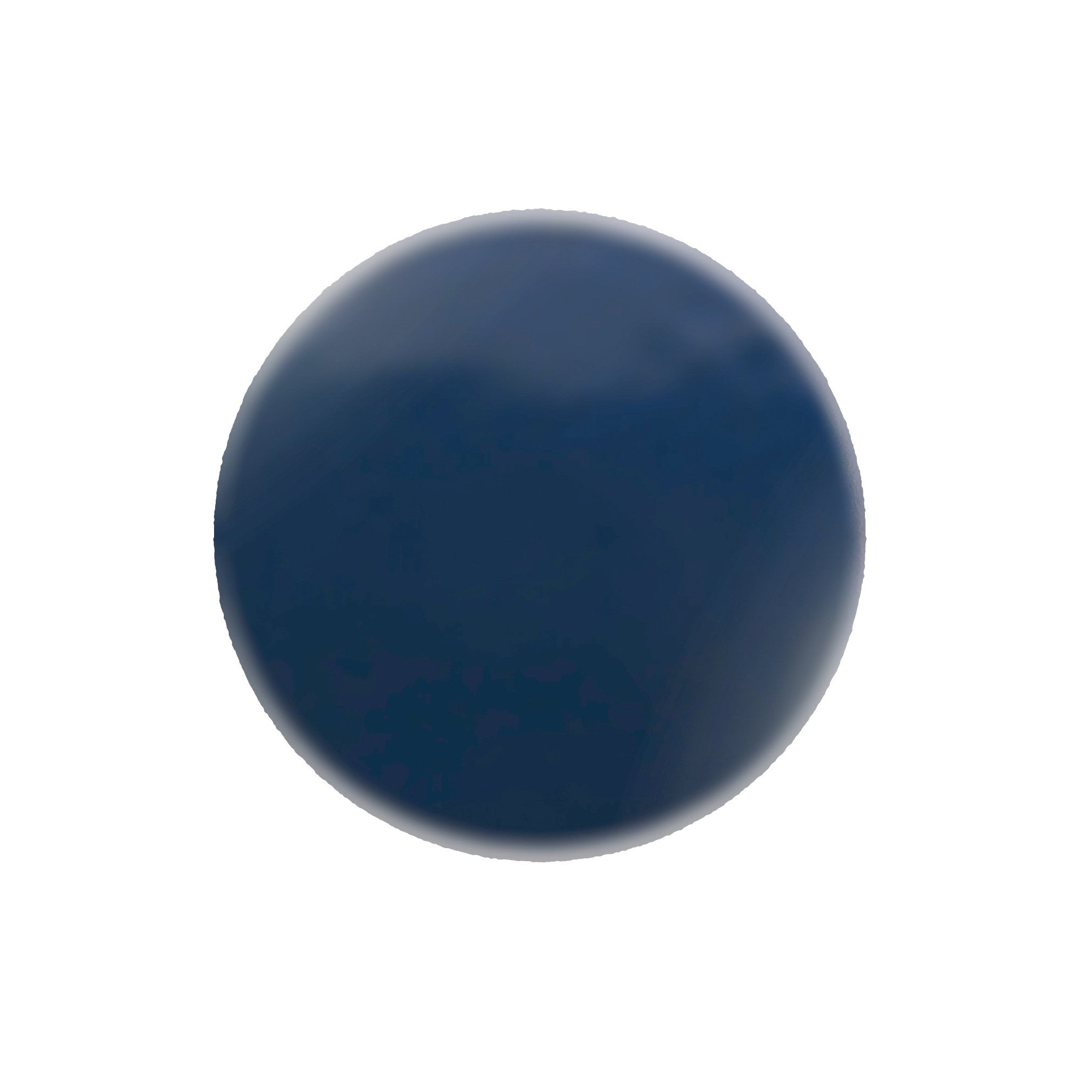 cruelty free navy blue nail polish color