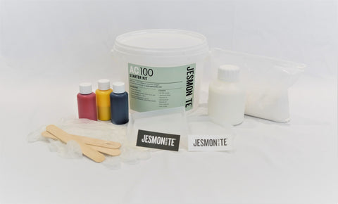 Jesmonite AC100 Starter Kit