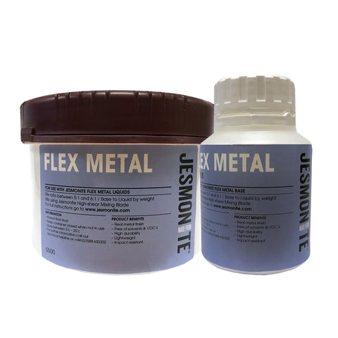 Jesmonite Flex Metal Gel Coat Kit