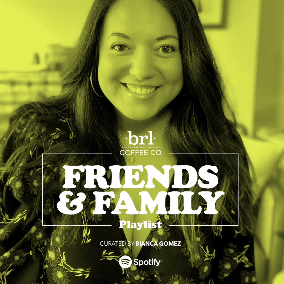 "BRL Coffee Company's ""Friends & Family"" w/ Bianca Gomez"