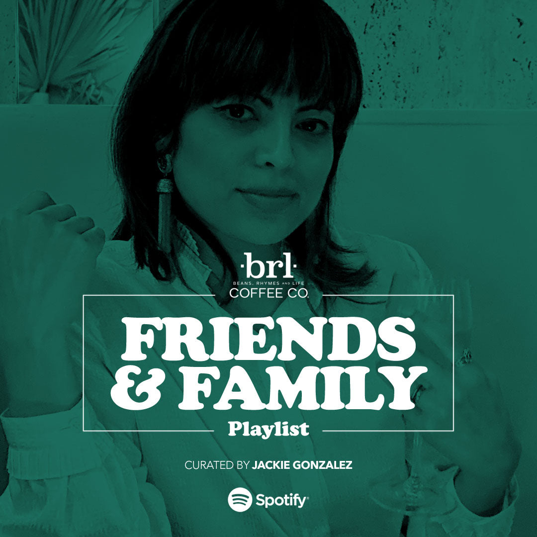 "BRL Coffee Company's ""Friends & Family"" w/ Jackie Gonzalez"