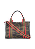 Soho Zipper Closure Tote