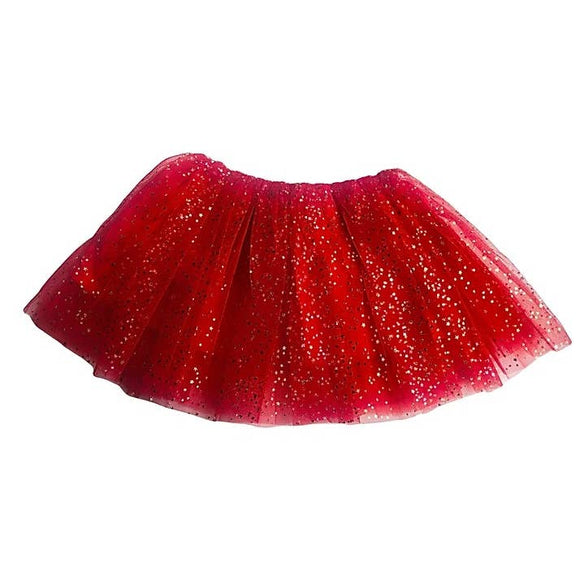 Red Gold Star Tutu