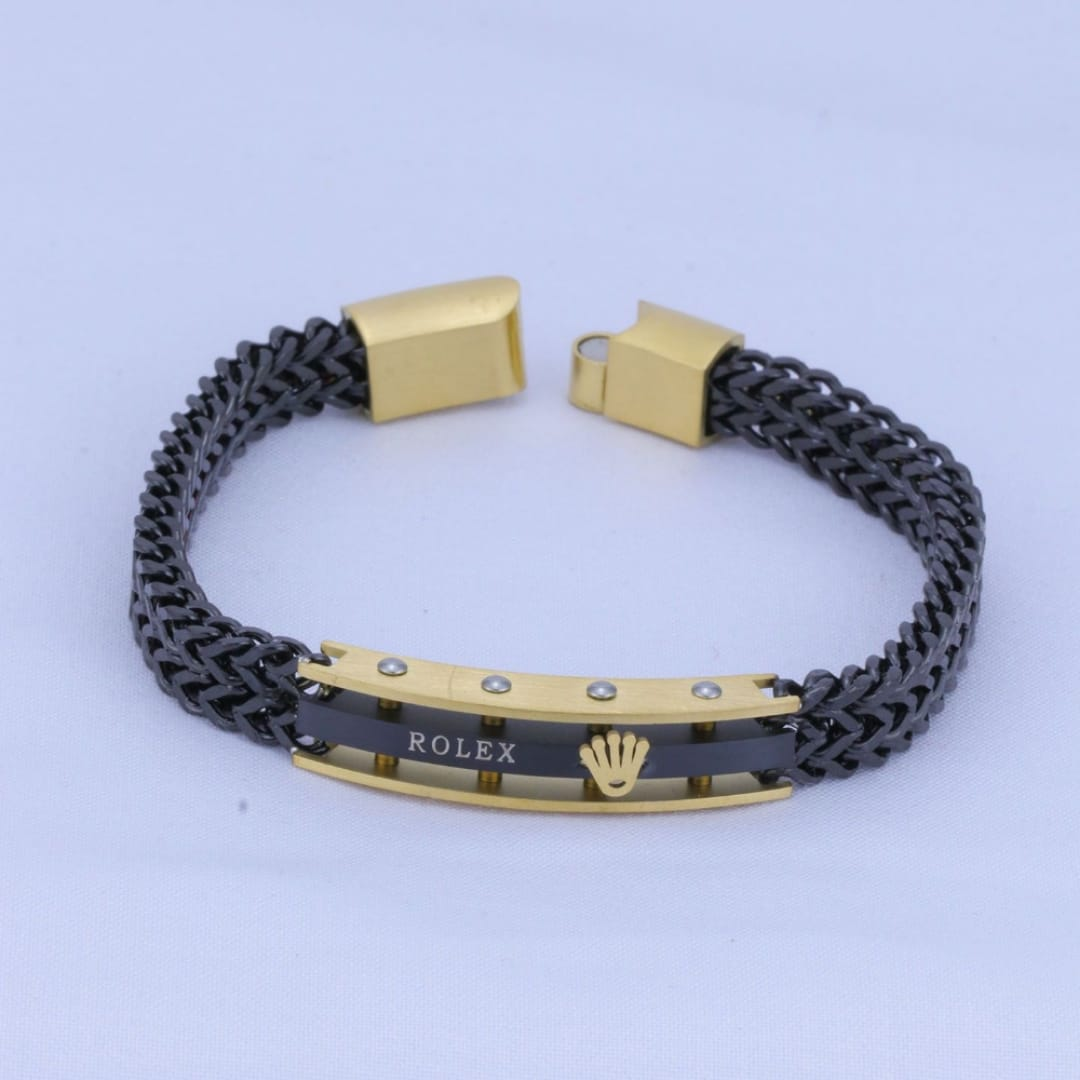 MATRIX GOLD CHAIN BRACELET