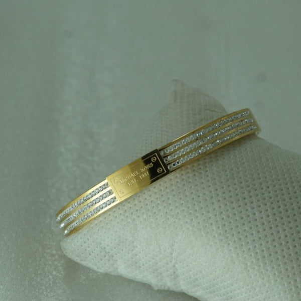 KORAS GOLD DIAMOND BRACELET