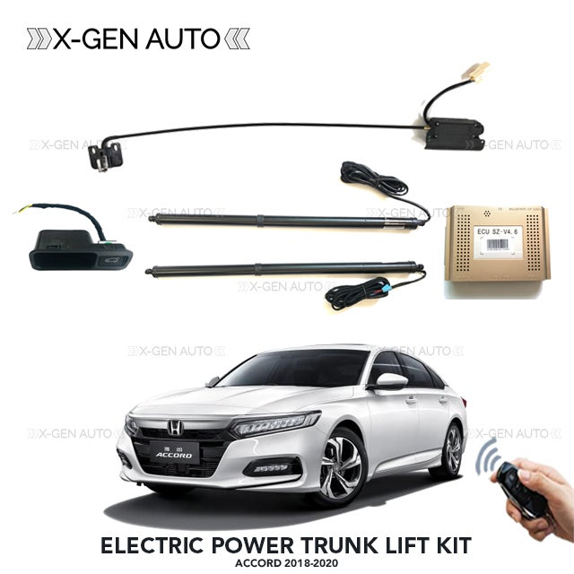 ELECTRIC TRUNK LIFT KIT