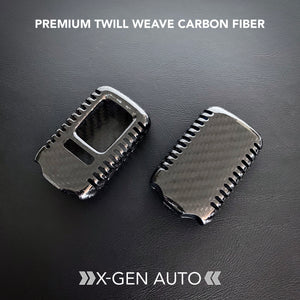 REAL CARBON FIBER KEY CASE