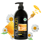 MuTouch Goat's Milk Shower Cream Royal Jelly and Honey