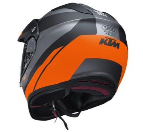 Casco moto ktm adventure hornet