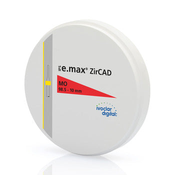 IPS e.max ZirCAD MO 98.5-10mm/1