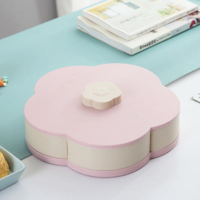 Flower Shaped Storage Box