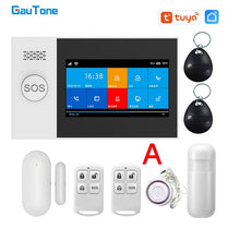 Load image into Gallery viewer, Home Security System ONE with 4.3 inch Display, Wifi and Cellular Backup