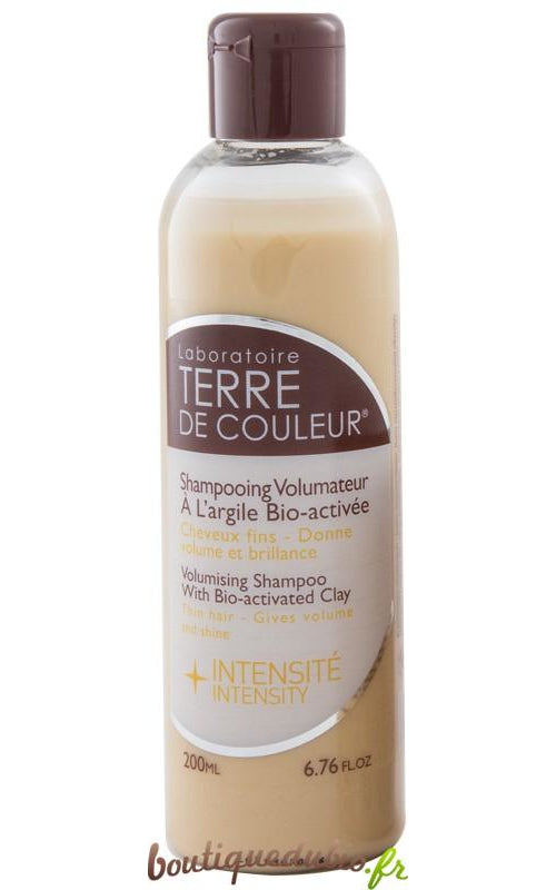 Shampooing bio JAUNE INTENSITE Terre de Couleur (ex YELLOW STONE)