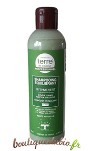 Shampooing Equilibrant- Cheveux lourds- Sudation excessive