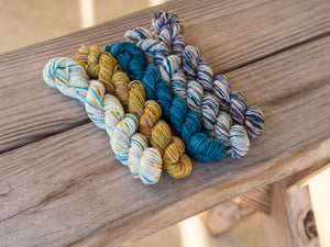 Boggy Depot Mini Skein Sock