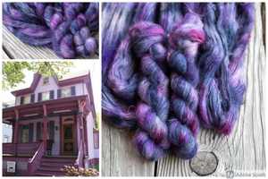 Sugar Plum Cottage Brushed Alpaca Silk