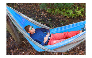 Ust Slothcloth Hammock 1.0, Lime/gry