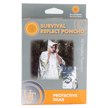 Load image into Gallery viewer, Ust Survival Poncho