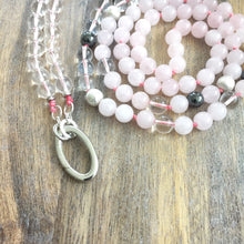 Load image into Gallery viewer, All About Love Intention Necklace