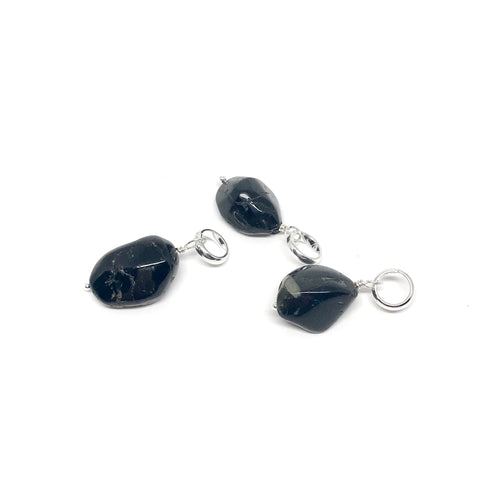 Black Tourmaline Charms