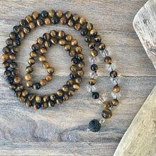 Load image into Gallery viewer, Tiger Eye Mala