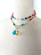 Load image into Gallery viewer, RAINBOW BEAD Intention Necklace