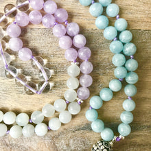 Load image into Gallery viewer, Peace and Serenity Mala Necklace