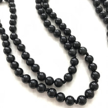 Load image into Gallery viewer, Onyx Intention Mala Necklace