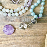 Peace and Serenity Mala Necklace