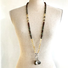 Load image into Gallery viewer, JOY OF LIFE Citrine Intention Necklace