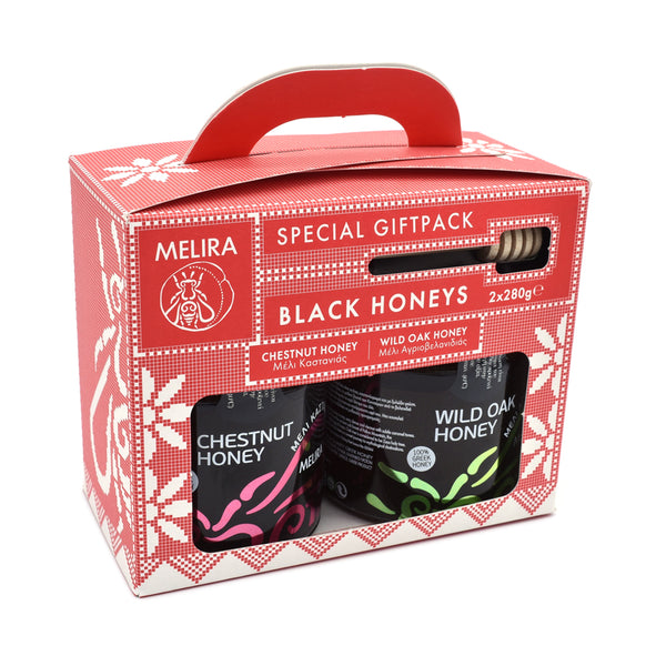 Black Honey Giftpack - 2 Jars