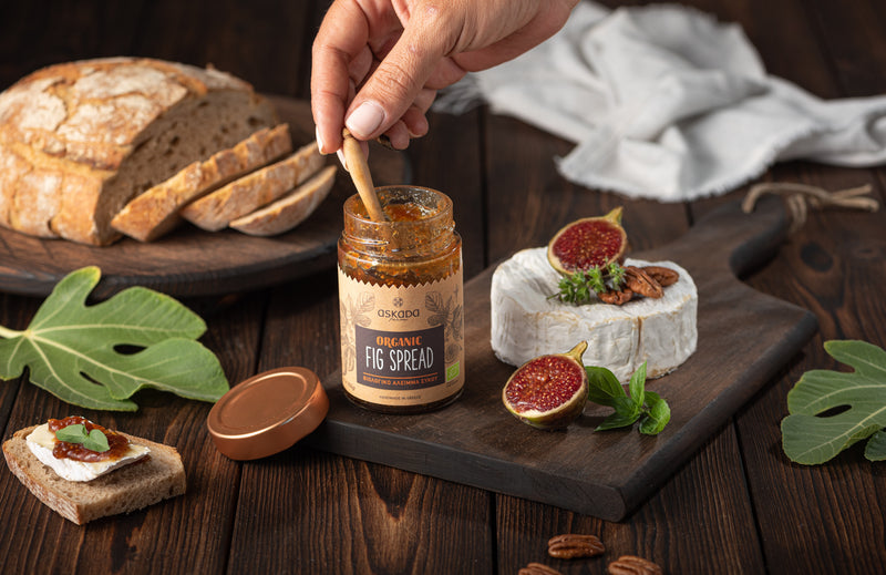 Organic Fig Spread